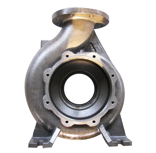 汽车水泵壳